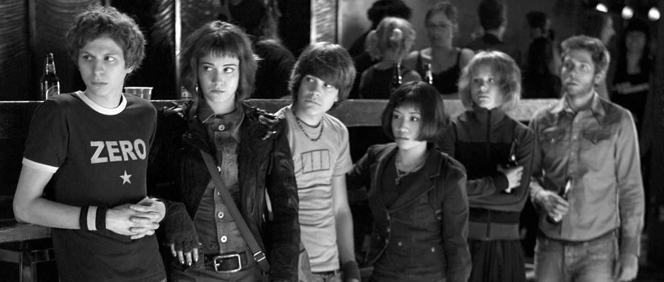 Scott Pilgrim vs The World Crew