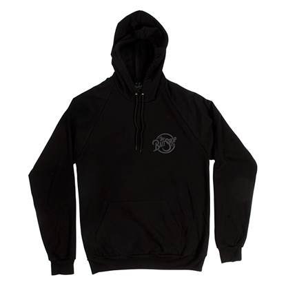 The Baitshop Hoody Black