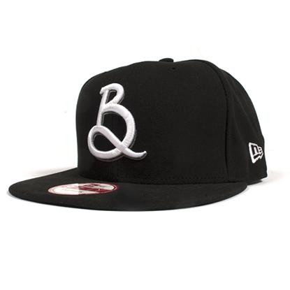 Baitshop Black Snapback