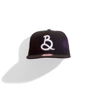 Baitshop Snapback Black