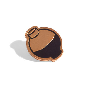 Baitshop Bobber Pin