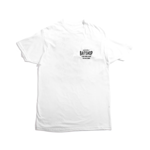 The Baitshop Stockyards Tee
